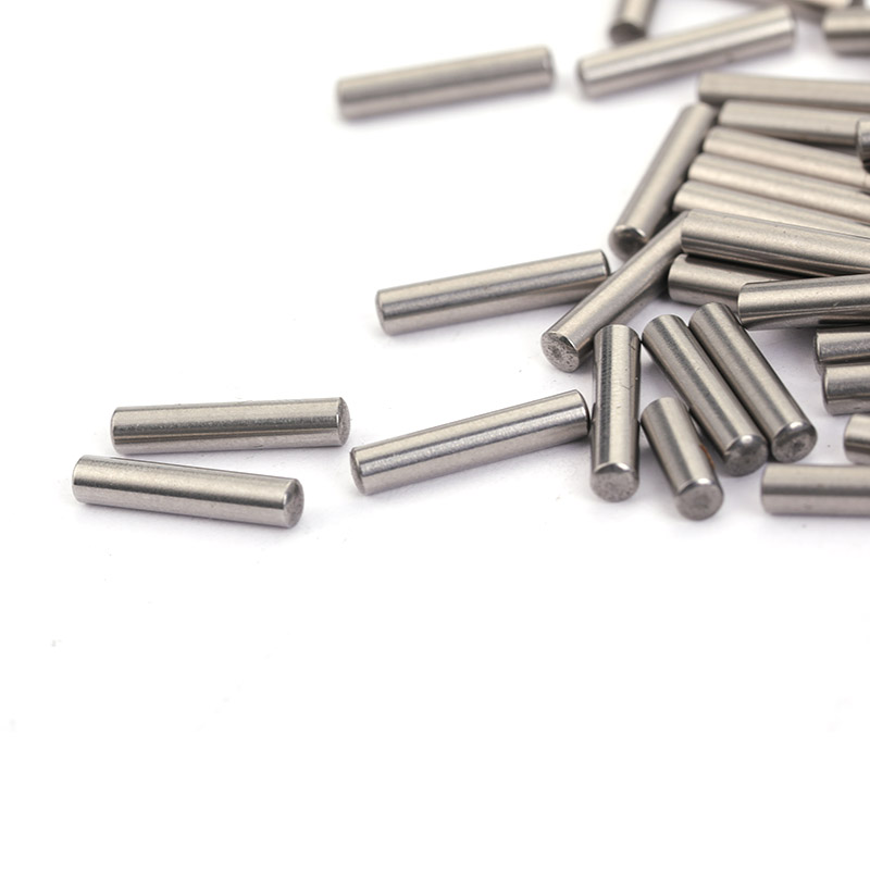100PCS Silver Color Dowel Pin Processing Cylindrical PCB Fixture Positioning Pin Length 15 8mm Stainless Steel Dowel Fasten Tool in Dowel from Home Improvement