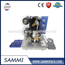 small scale Serial Number Printing Machine