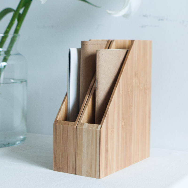 office file boxes. wood file boxes office l