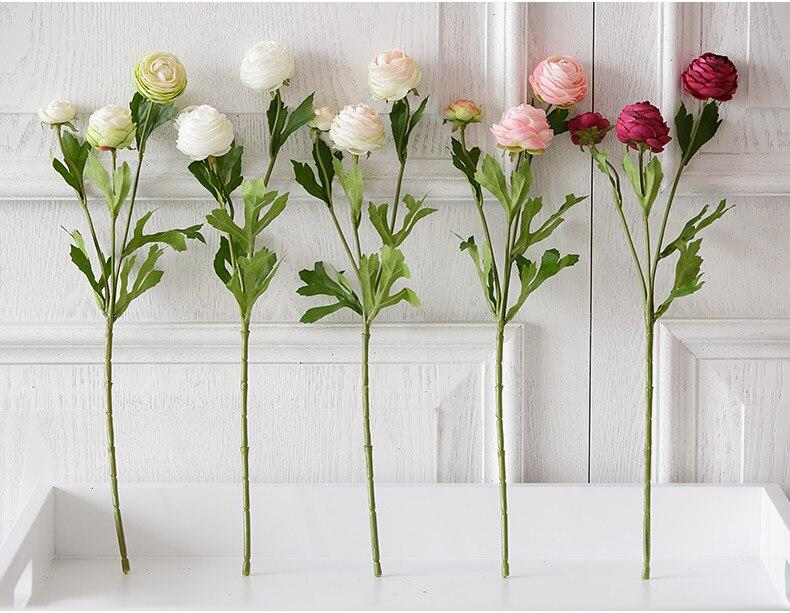 roses artificial flowers home decor (13)