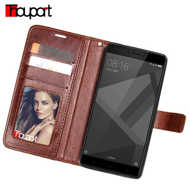 Thouport для Xiaomi Redmi 4X чехол Xiaomi Redmi Note 4X Чехол Слот для карты крышка Ретро Флип Бумажник Redmi 4X Pro кожаный чехол 32 64 ГБ