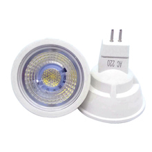 30pcs/lot LED Spotlight Neutral/ Cold White AC220V 5W NO Driver SMD CHIP light beads MR16 FOR DIY Ceilinglight