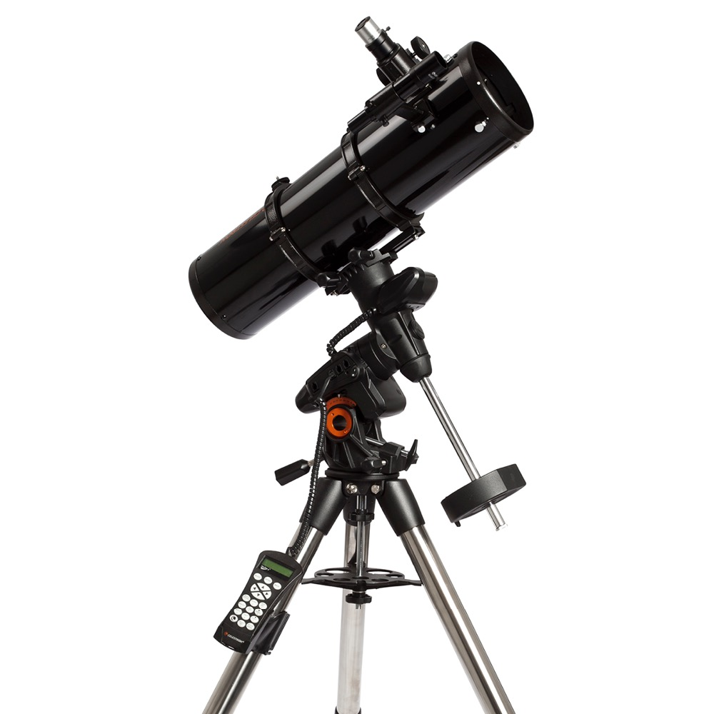 "Celestron Advanced VX 8"" Newtonian Telescope Astronomical AVX8 Computerised GoTo 200mm f/5 with StarBright XLT 32062|Monocular/Binoculars| |  - title="