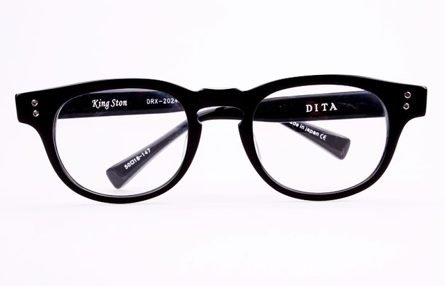 dita glasses king ston japan hand made glasses plate celluloid glass frame spectacle frame - Dita Frames