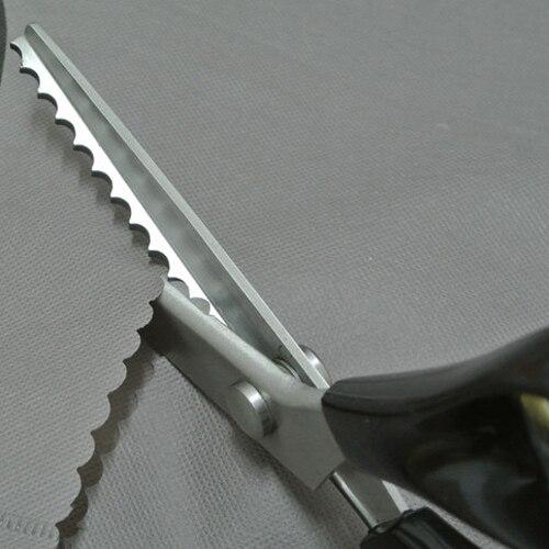 Kreisbogen Schere Schere Nähen Stoff Leder Handwerk Schneiderei Polster Tailor DIY necessaryfor Zig-Zag Werkzeug 3 Typ