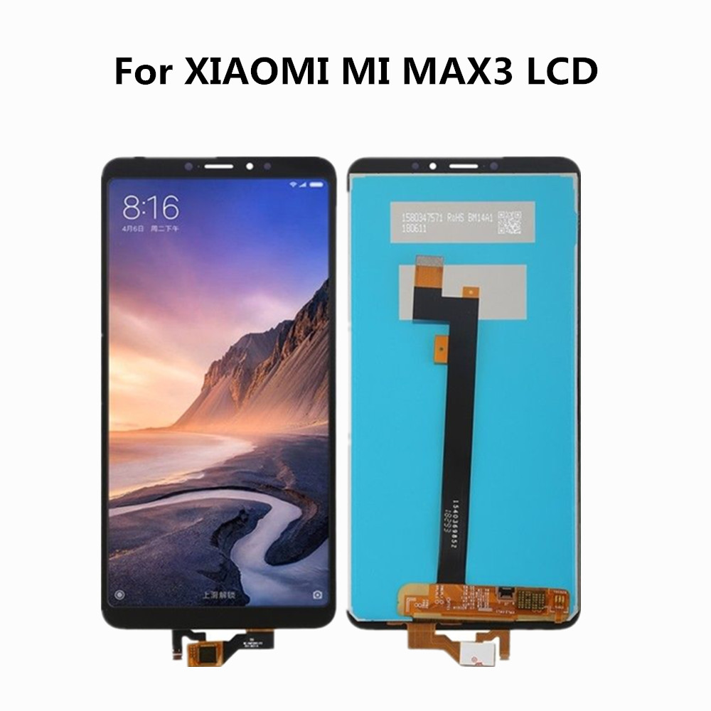 For 6.9 Xiaomi Max 3 MI Max 3 Max3 LCD Screen Display Touch Panel Digitizer For Xiaomi Mi Max 3 Lcd Display For 6.9 Xiaomi Max 3 MI Max 3 Max3 LCD Screen Display Touch Panel Digitizer For Xiaomi Mi Max 3 Lcd Display