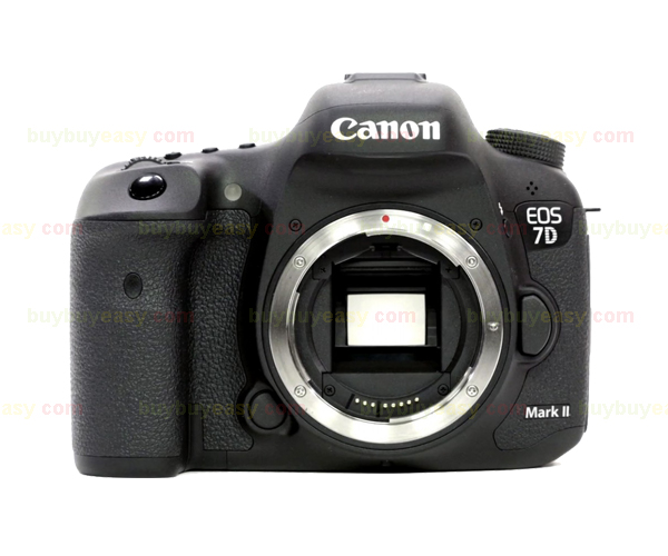 new canon eos 7d mark ii mk 2 dslr camera body black