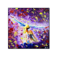 Girl Dance Diamond Painting Cross Stitch 5d  Embroidery Dmc Rubik Mosaic Rhinestones Needlework
