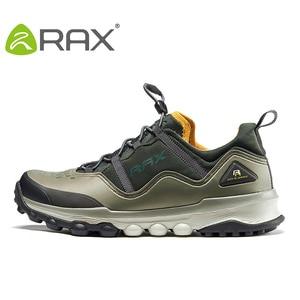 Image 5 - RAX Outdoor oddychające buty górskie mężczyźni lekkie spacery trekkingowe buty wędkarskie sportowe trampki męskie odkryte trampki męskie