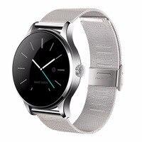 100% Original K88H Smartwatch Bluetooth Relógio Inteligente esporte Saúde Monitor De Freqüência Cardíaca para apple Telefone pk huawei Android ISO kw88