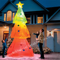 Outside inflatable Christmas Decoration Christmas Welcome Arches Chrismas Tree Christmas Socks Family Yard Art Decoration