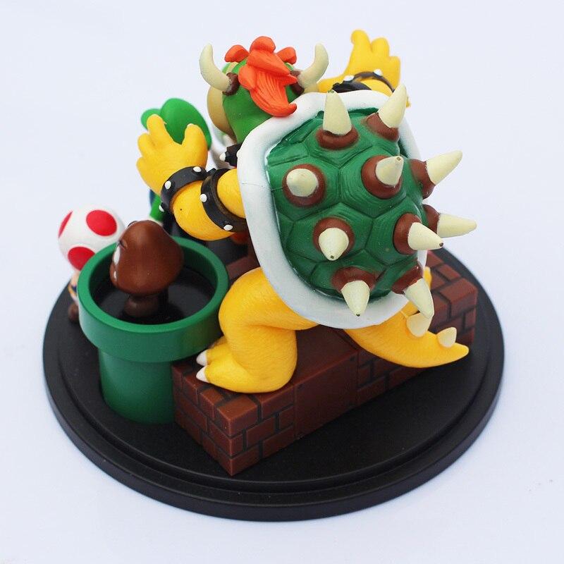 Diorama Super Mario Bros 2