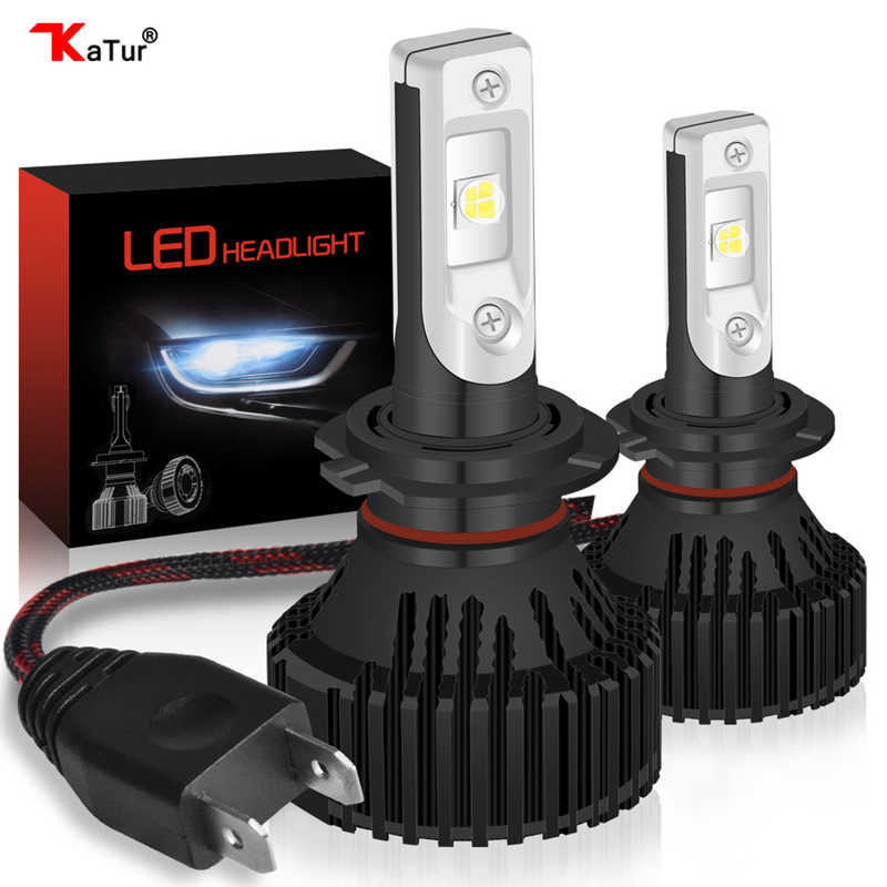 16000Lm 60W H7 9005/HB3 9006/HB4 H10 H11 9012 H16 H4 H13 9004 9007 Hi/Lo Beam P13W PSX24W PSX26W 5202 XHP50 Led Headlight Kits