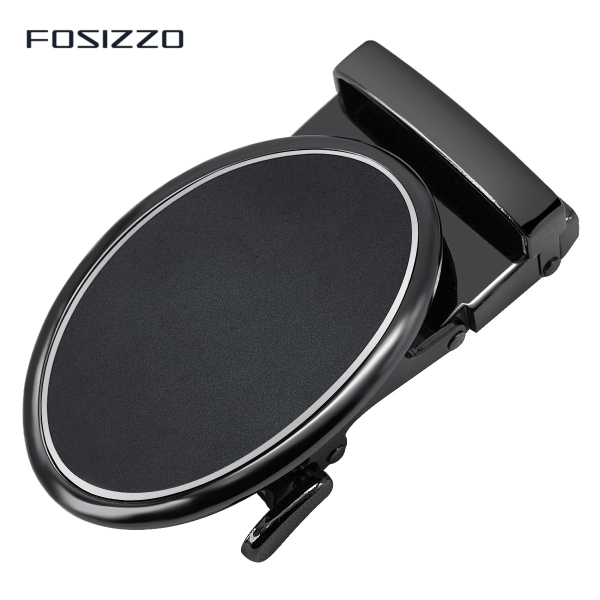 FOSIZZO New Fashion High Quality Men's Buckle Zinc Alloy Automatic Buckle 3.6CM #0156
