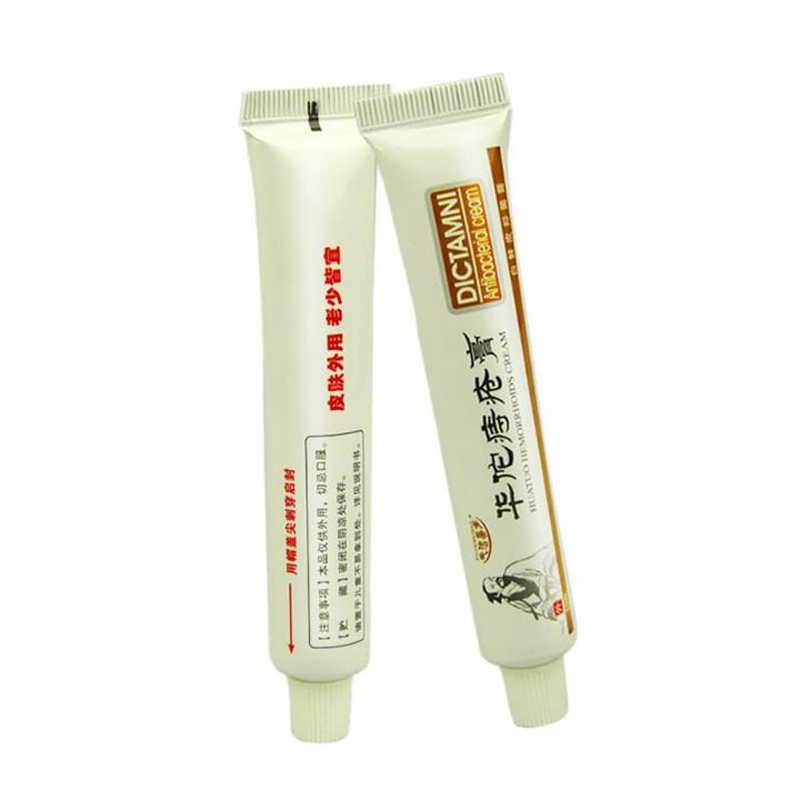 20 г Хуа Туо травяной крем от геморроя внутренний геморрой сваи внешняя Анальная трещина Прямая доставка