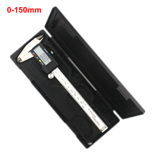 0-150mm Digital Vernier Caliper Gauge Micrometer Paquimetro Electronic LCD Measuring Tool Caliper