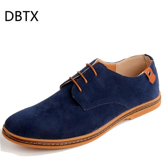 e73c590b Zapatos de Hombre Zapatos de cuero de gamuza Casual mocasines para Hombre  Zapatos Oxford negros para