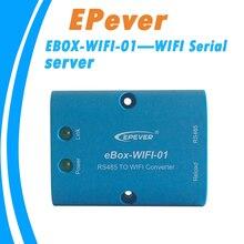 EPever eBox-WIFI-01 WIFI Серийный Сервер RS485 к WI-FI Поддержка APP для EPsolar LS-B VS-A VS-BN Tracer-Трассирующими Б. Н. ШИ