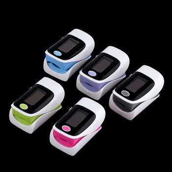 Digital OLED Portable Fingertip Pulse Oximeter Oximetro RZ001 SPO2 Pulse Rate Oxygen Monitor Diagnostic-tool health care 1