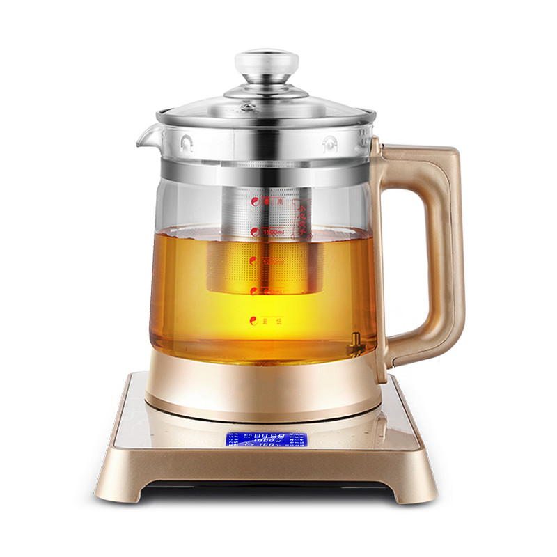 Electric kettle Full automatic and thickened glass liquid crystal multi-functional Chinese medicine pot electric tea health raising pot is fully automatic and thickened glass