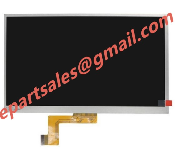 * A+ LCD Screen Matrix For 10.1 inch Tablet MF1011683001A inner LCD Display panel Module Glass Lens Replacement
