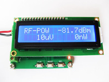 Free shipping HP350 RF power meter 0-500Mhz -80~10 dBm can set RF power attenuation value цены онлайн