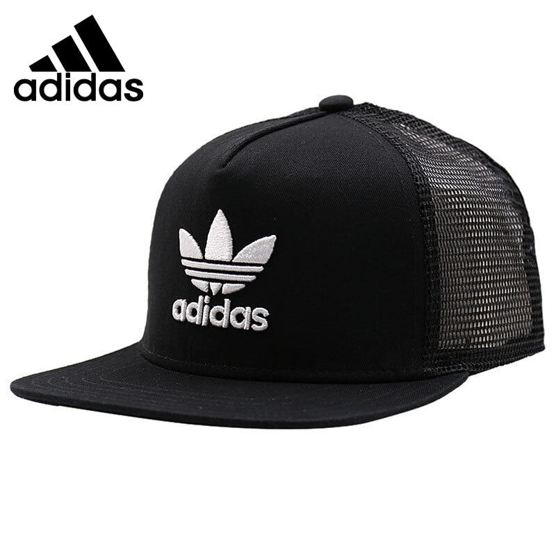 Original New Arrival  Adidas Originals TREFOIL TRUCKER Unisex Running Sport Caps