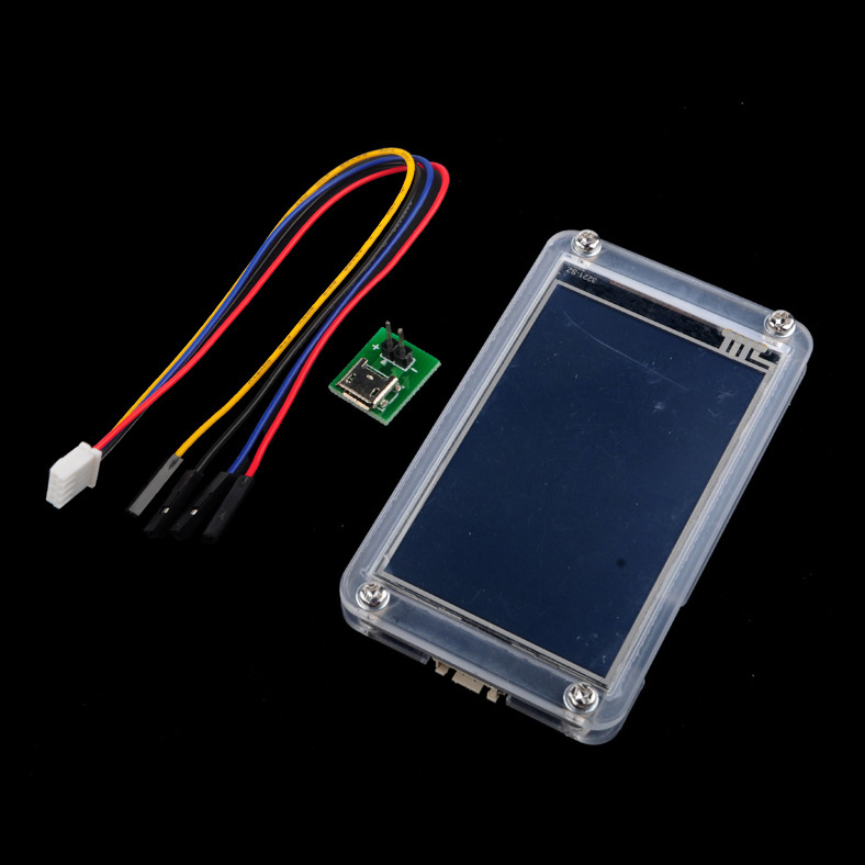 RCmall Nextion Enhanced 3.2'' HMI Touch Display for Arduino Raspberry Pi FZ1718EC DIYmall