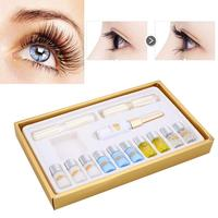 Hot Sale Eyelashes Curling Perming DIY Eye Lash Extension Kit High Quality