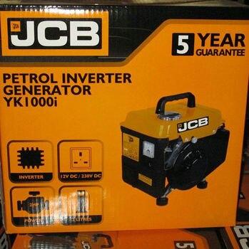 850W Petrol Inverter Generator YK1000i Quiet Car Household Small Gasoline Generators Portable Silent Generator CE TUV ISO