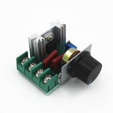 1PCS 2000W 220V SCR Electric Voltage Regulator Motor Speed Control Controller