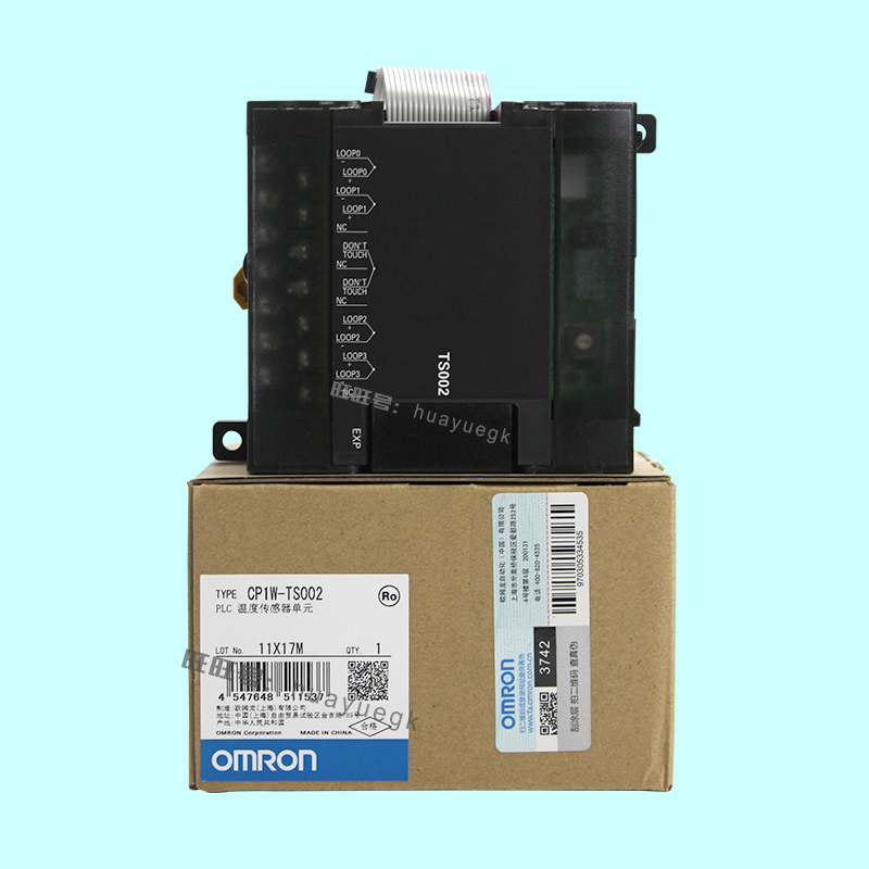 US $145 0 |Free shipping 1PCS NEW PLC Temperature Control Module CP1W TS002  CP1WTS002 IN BOX-in Remote Controls from Consumer Electronics on