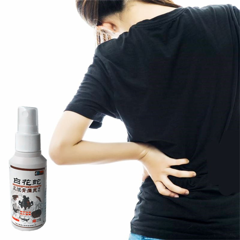 Bruises Medical Massage Ointment Chinese Medical Oil Sprays Joint legs Pain Back Neck Curative Sprays Ease Pain Essential oil in Essential Oil from Beauty Health