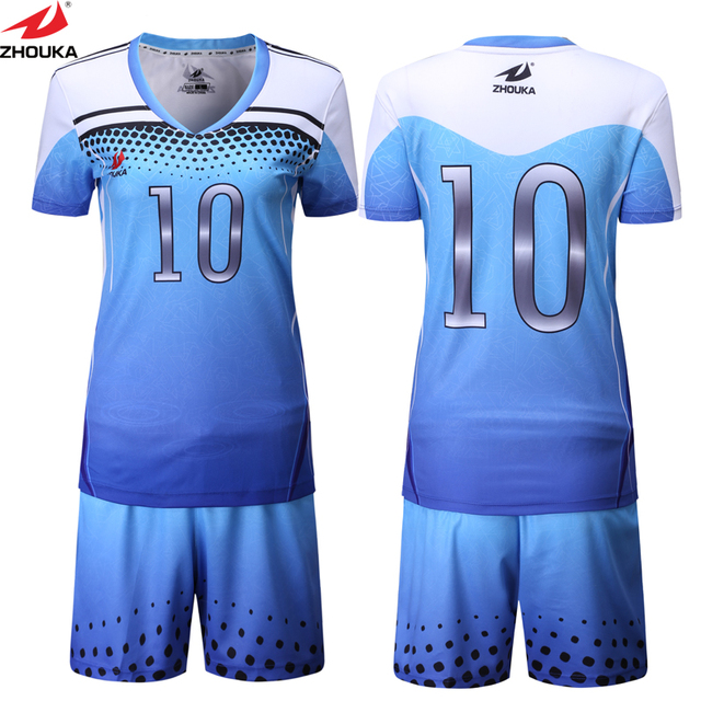 6579c40ff8f Sublimation Volleyball Uniforms Custom Your Design Name Number Logo  Volleyball Jerseys
