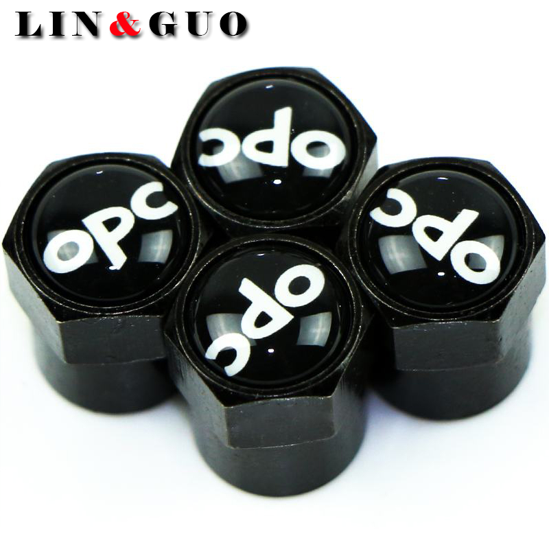 4 шт. карбоновый черный стиль автомобиля значок колеса шины клапан крышка пылезащитный колпачок для шины для OPEL OPC Corsa Insignia Antara Meriva аксессуары