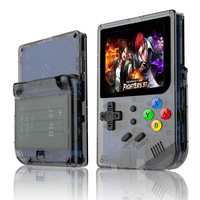 New 3 INCH Video games Portable Retro FC console Retro Game Handheld Games Console Player RG 300 16G+32G 3000 GAMES Tony system