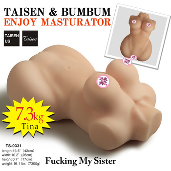 US Tina Male Masturbation Sexdoll Half Body Sex Dolls Real Pussy Sex Toys For Men Love Doll Vagina Products For Adults Flesh