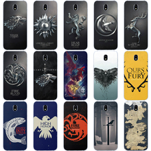 цена Case For Samsung Galaxy s8 S9 Plus S6 S7 Edge S10 Note 8 9 Game Thrones Daenerys Dragon Jon Snow Tyrion Lannister Silicone Cover онлайн в 2017 году