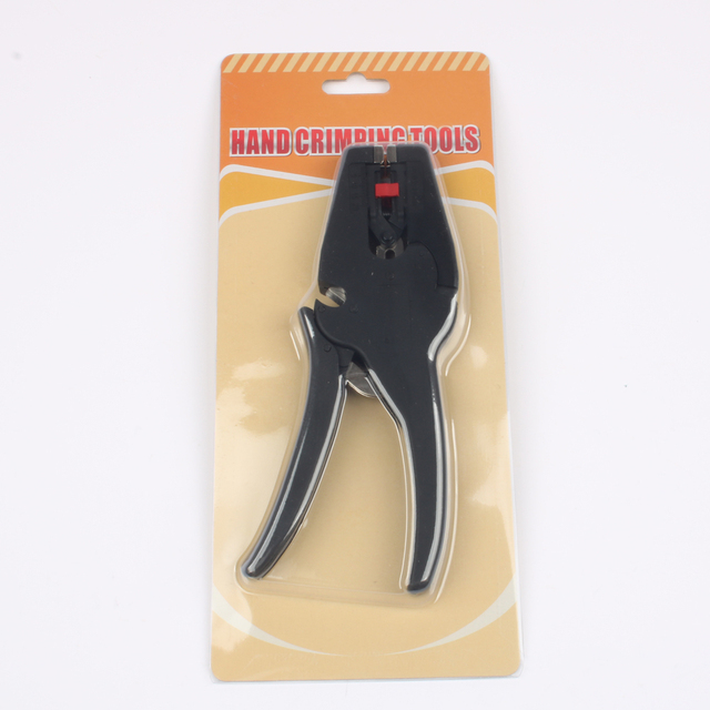 LB-1 Self-Adjusting insulation Wire Stripper range 0.03-10mm2 With High Quality wire stripping Cutter Flat Nose FS-D3