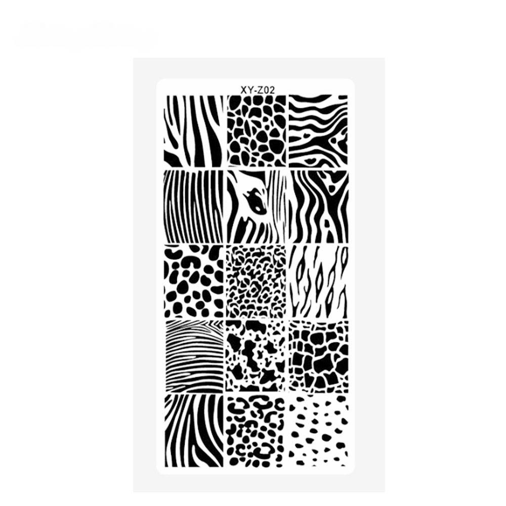 Tolle Zebra Vorlagen Galerie - Beispielzusammenfassung Ideen - vpsbg ...