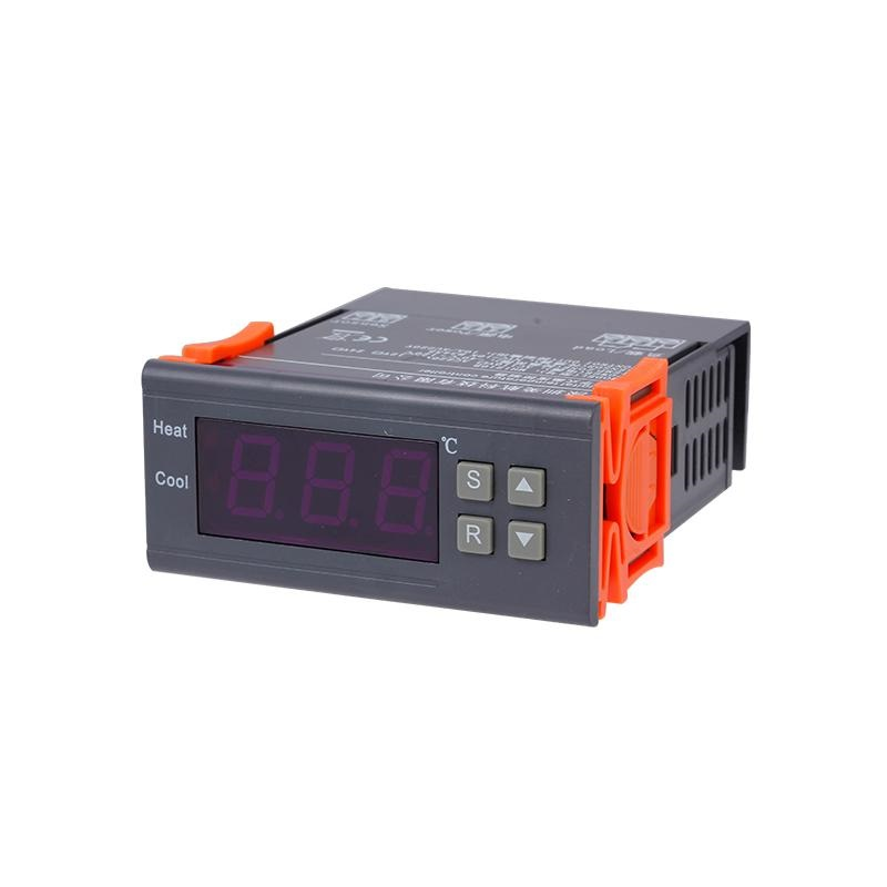 Electronic Thermostat Temperature Controller Digital Display Thermostat MH1210A Refrigeration Heating Controller