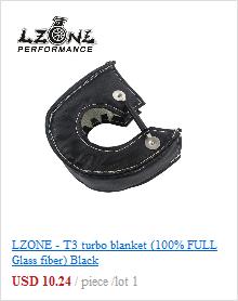 Lzone-100% cobertura t4 turbo titanium completa do