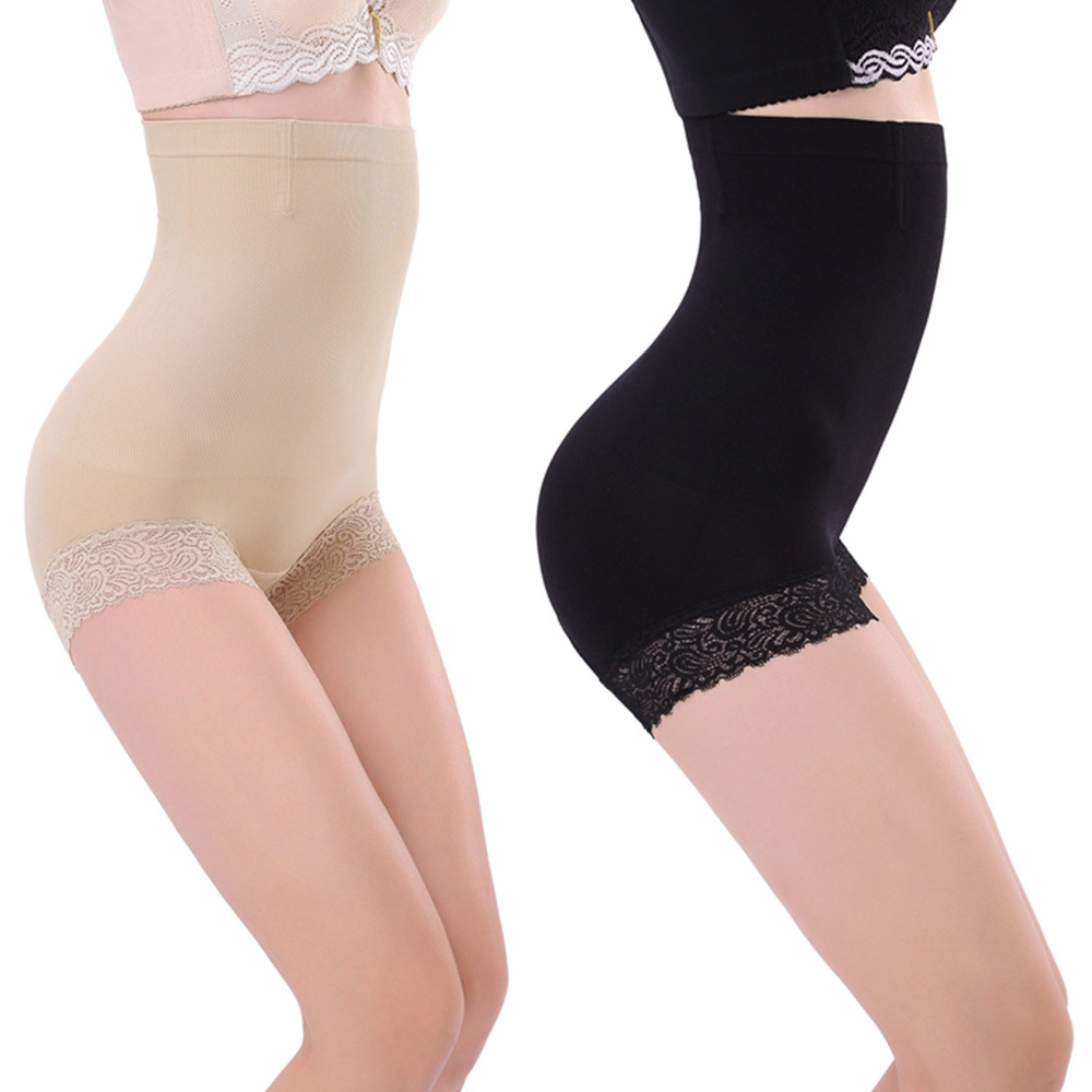 e0494102adac3 Factory Price! Seamless Women Body Shaper Brief High Waist Belly Control  Shapewear Shorts