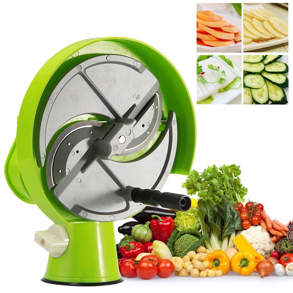 Adjustable 1-8mm Multifunction Fruit Vegetable Slicer Shredder Potato Cucumber Lemon Peeler Chopper Cutter Kitchen Gadgets