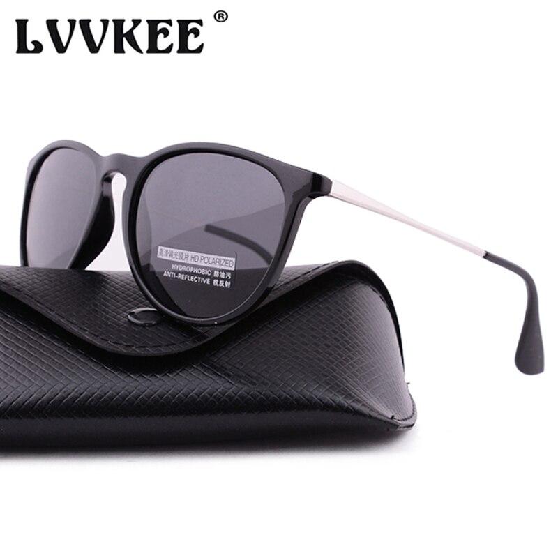LVVKEE 2018 Ojo de Gato Clásico gafas de Sol Polarizadas Mujeres - Accesorios para la ropa