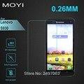 0.26 мм Премиум Закаленное Стекло для Lenovo S930 9 H Жесткий Круглый Пограничной Прозрачный Экран Протектор с Чистые Инструменты