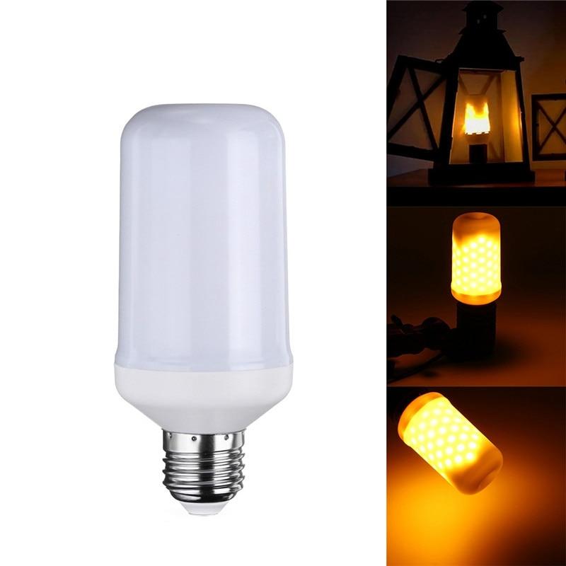 Beste Preis 5 Watt 2835SMD 99 LED Lampe E27 Flamme Flackern/Atmen ...
