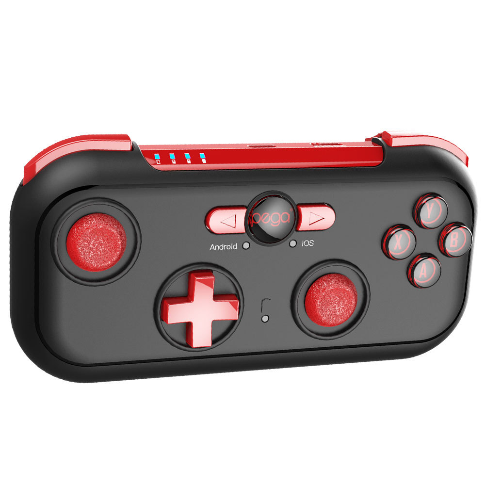HAOBA PG 9085 Bluetooth Gamepad Joystick Red Wizard Wireless Game Controller for Nintendo Switch Win Android iOS in Gamepads from Consumer Electronics