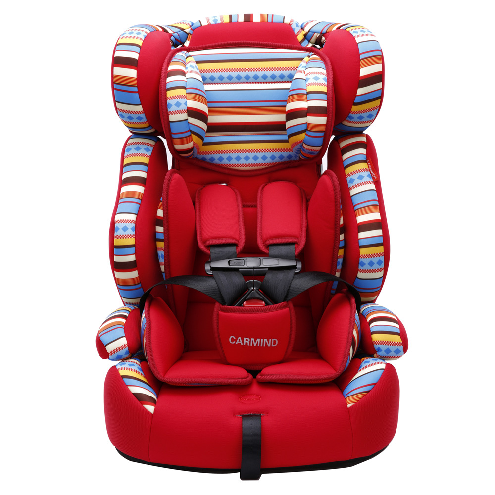 Child Car Safety Seats forward-facing baby booster Seat Carmind for 1-12years old 9-36KG kids group 1 to 3 child car safety seat 9 month 12 years old baby protection auto car seat forward facing 9 36 kg five point harness safety seats page 3