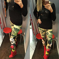 Fashion 2016 Women Leggings Summer  Print Camo Mouse Minie Cartoon Stretch Leggings Sexy Slim Elastic Fitness Leggings